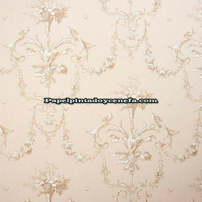 Telas coordinadas papel tela chantilly ref t cht 15441319 - Chantilly telas ...