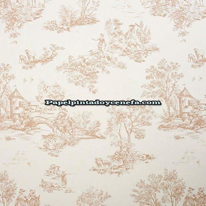 Telas coordinadas papel tela chantilly ref t cht 22871310 - Chantilly telas ...
