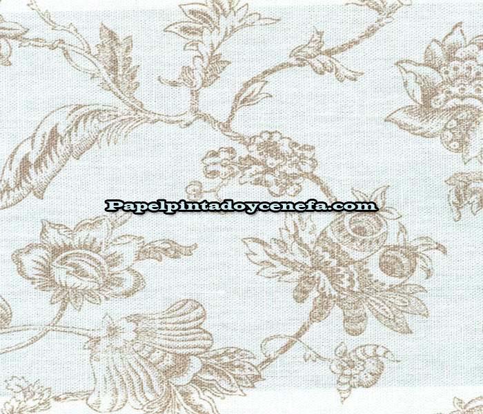 Telas coordinadas papel tela chantilly ref t cht 22886117 - Chantilly telas ...