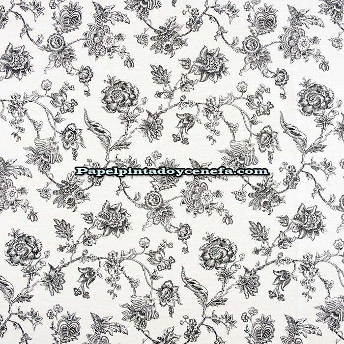 Telas coordinadas papel tela chantilly ref t cht 22889103 - Chantilly telas ...