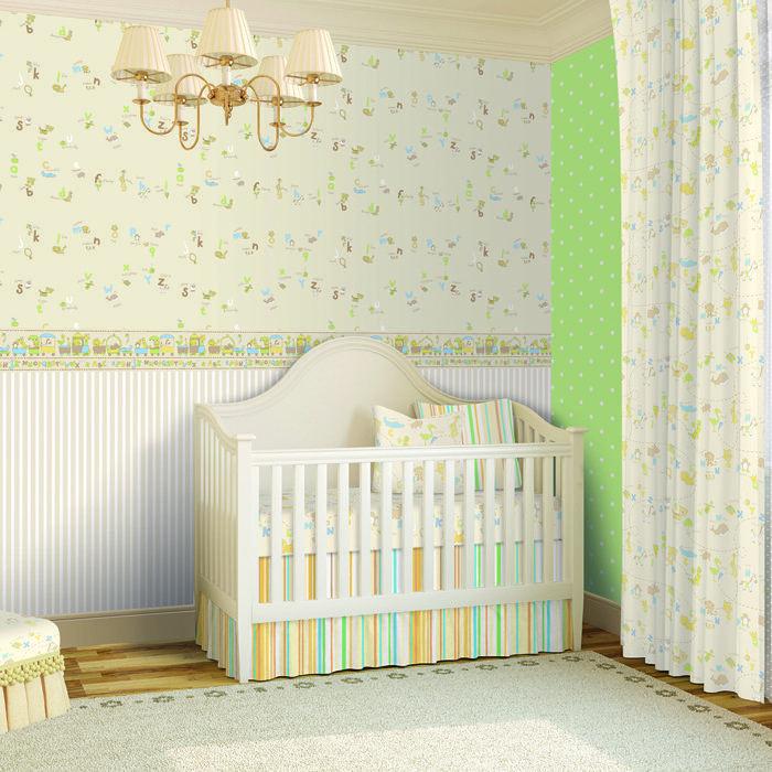 Cenefas infantiles cenefa papel pintado coconet ref c 572 3 for Cenefas papel pintado