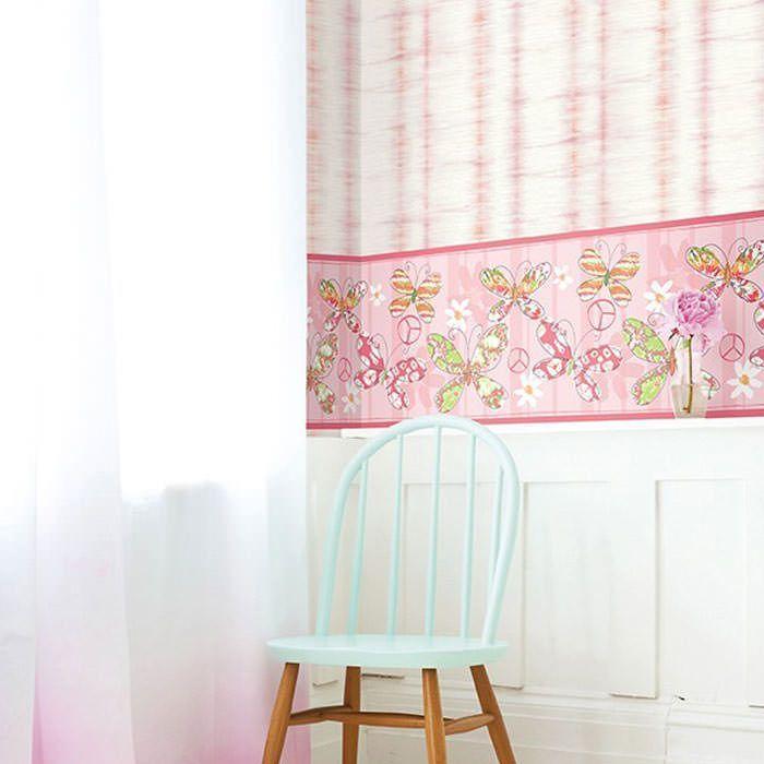 Cenefas infantiles cenefa papel pintado pajama party ref for Cenefas papel pintado