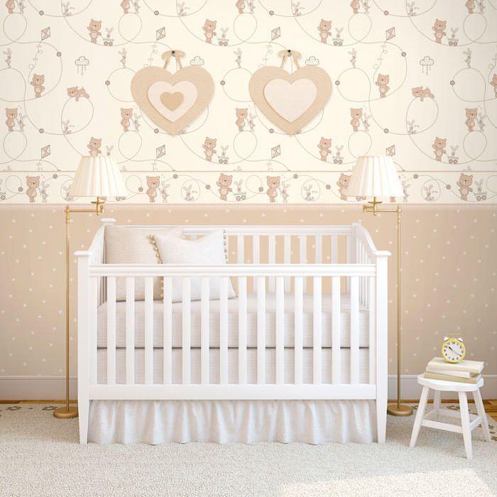 Cenefas infantiles cenefa papel pintado carousel ref c - Cenefas papel pintado ...