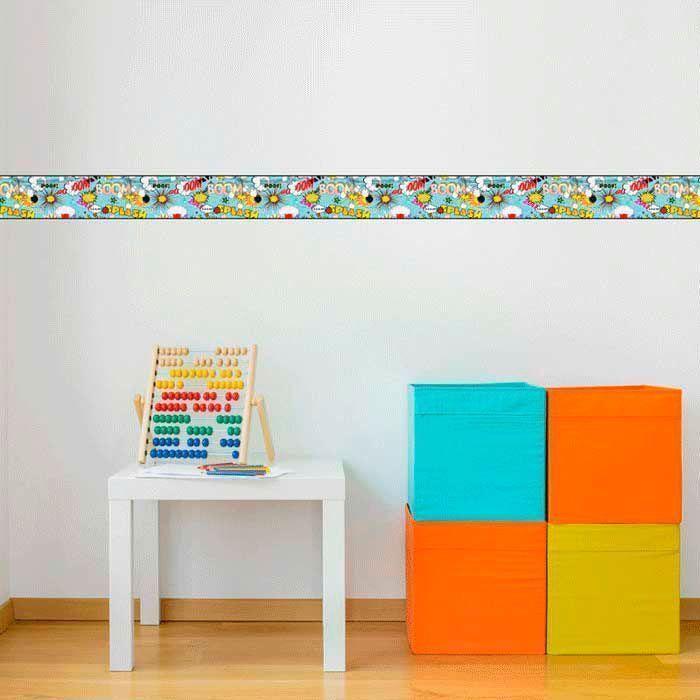 Fdc cenefas decorativas cenefa papel pintado cenefas - Cenefas de papel pintado ...