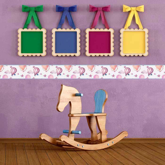 Cenefas infantiles cenefa papel pintado cenefas - Cenefas decorativas infantiles ...