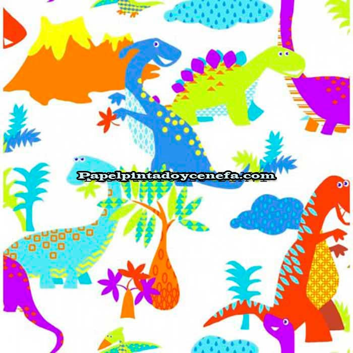 Papel Pintado Kids Home 5 Ref. 100116