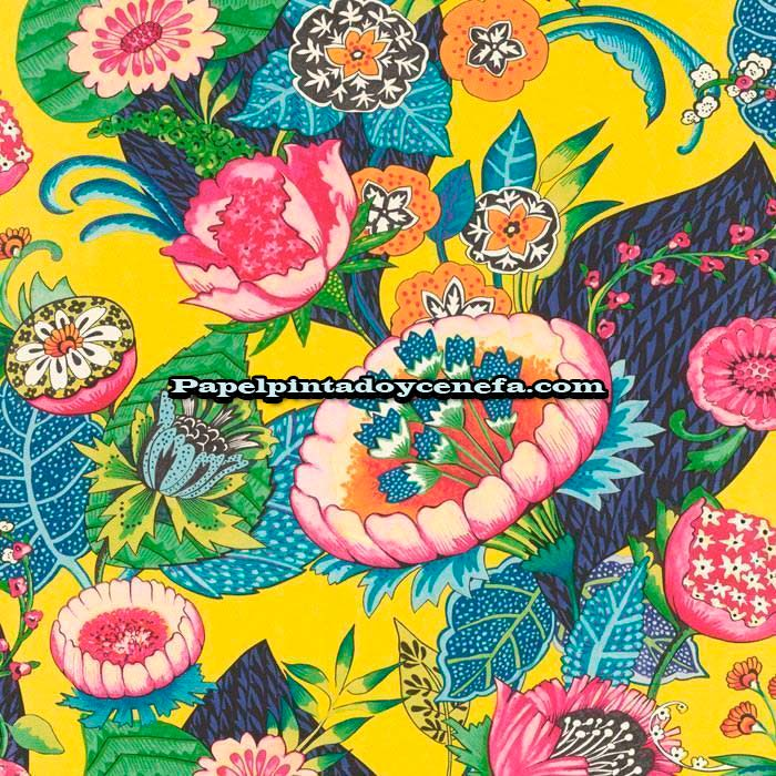 Papel pintado tropical d803tr624 - Papel pintado tropical ...