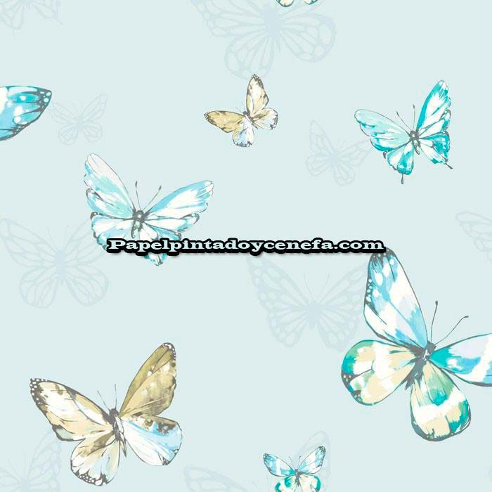 753-1398871-Papel-Pintado-Botanical-Designs-Iberostil-Mariposas-multicolor