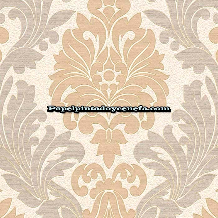 773-30754-3-Papel-Pintado-Kingston-A.S.-Creation-Medallones-beige