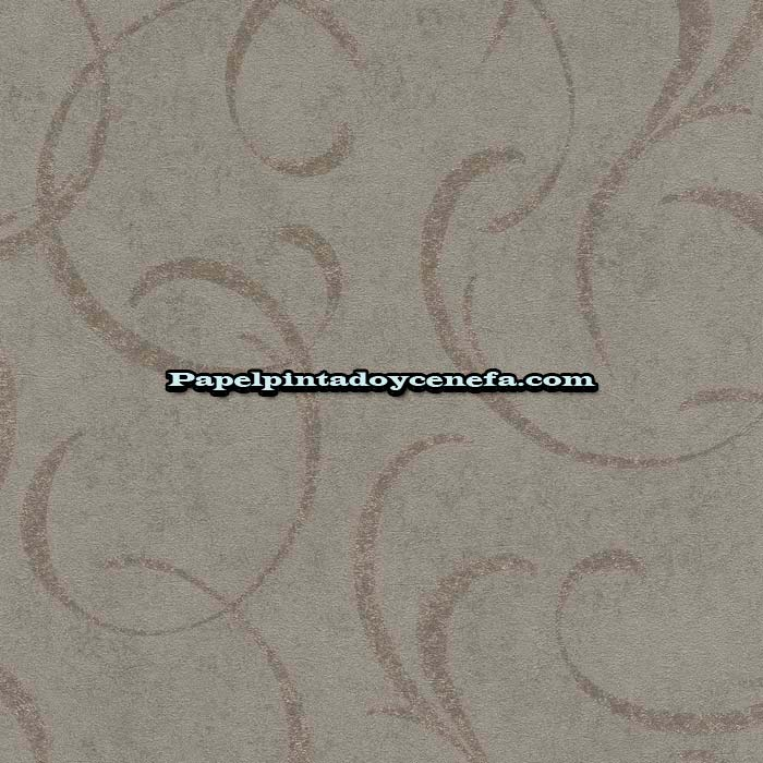 781-016-Papel-Pintado-Highlands-Decoas-Arabesco-marron