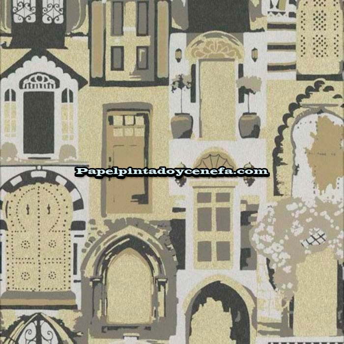 784-CE3913-Papel-Pintado-Culture-Club-York-Casas-gris