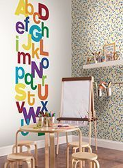 789-M-LK8282M-F1-Mural-Young-at-Heart-York-Letras-numeros-multicolor