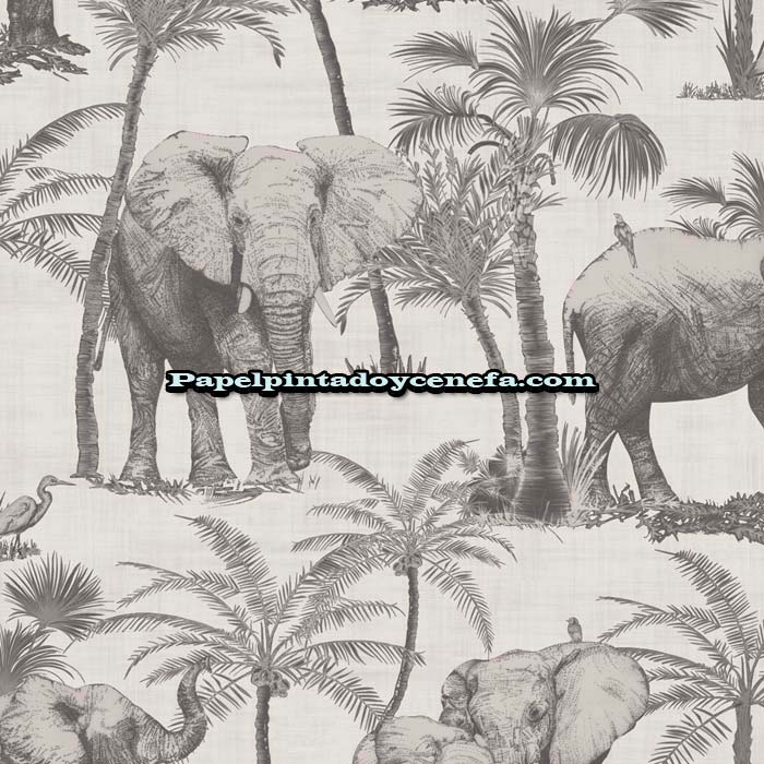 800-610702-Papel-Pintado-Journeys-Gestera-Animales-gris