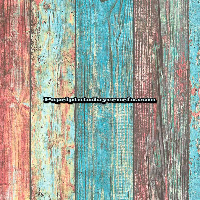 808-30723-1-Papel-Pintado-Wood'n-Stone-A.S.-Creation-Madera-multicolor