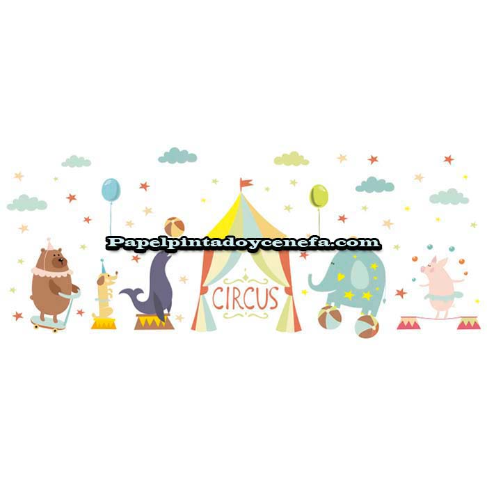 Sticker Revolution Walls Ref. S-3004-KIDS