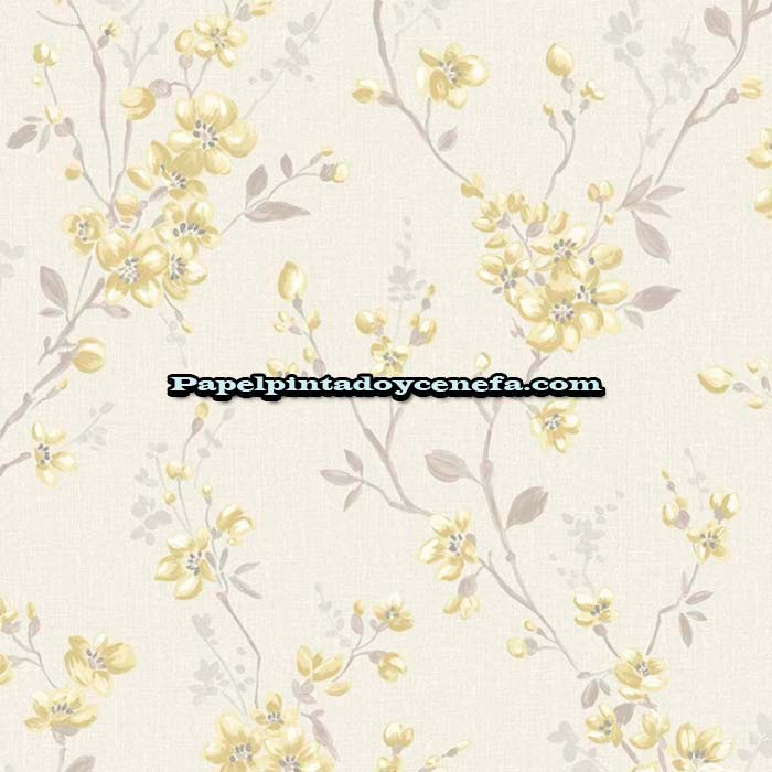 812-158-3808-Papel-Pintado-Flowers-&-Colours-Saint-Honore-Flores-amarillo
