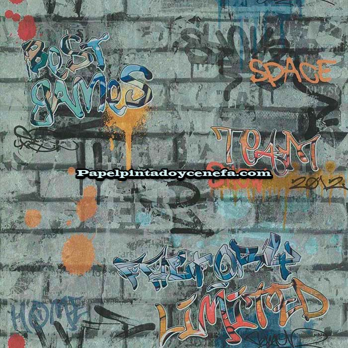 817-247-3633-Papel-Pintado-Funny-Walls-3-Colowall-Graffitis-multicolor
