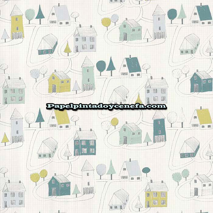 838-HPDM-82847128-Papel-Pintado-Happy-Dreams-Casadeco-Casas-multicolor