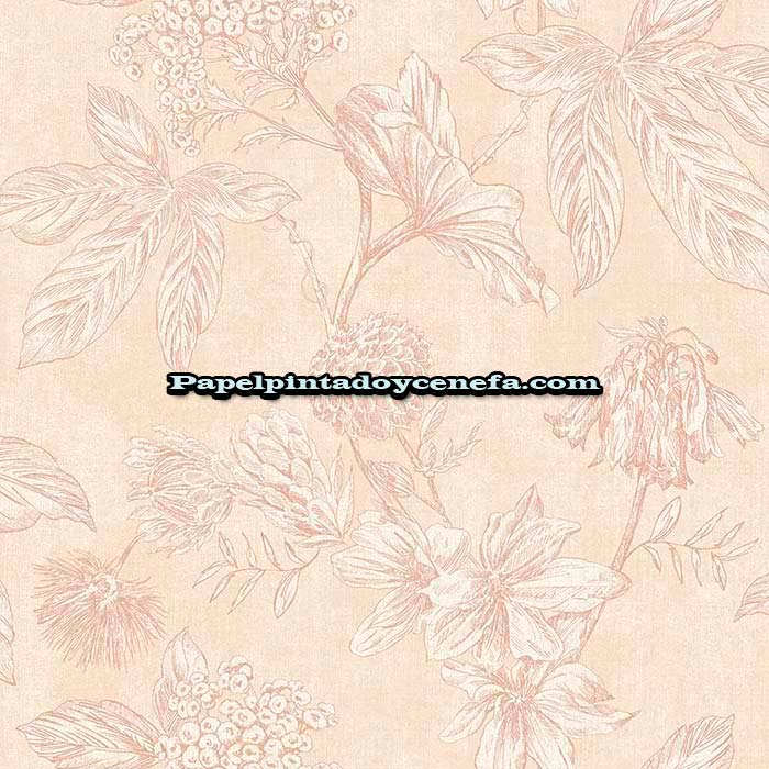 855-902608-Papel-Pintado-Cocoon-Arthouse-Flores-bronce