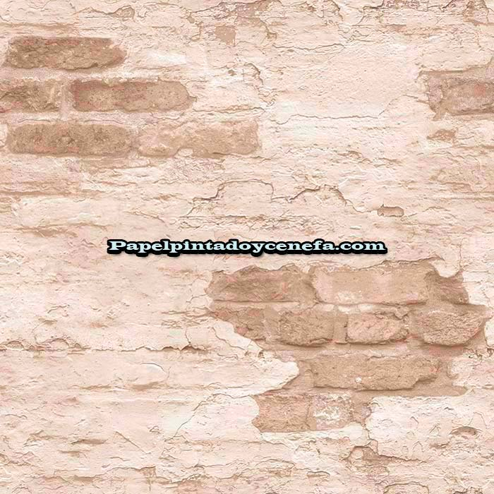 879-1160-G45355-Papel-Pintado-Grunge-Saint-Honore-Ladrillo-beige