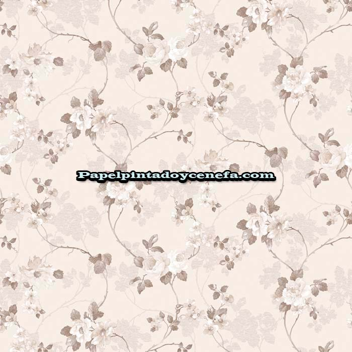 899-165700-Papel-Pintado-Fiori-Country-7-Parato-Flores-marron