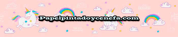 932-C-36863-1-Cenefa-Papel-Pintado-Only-Borders-10-A.S.-Creation-Unicornio-multicolor