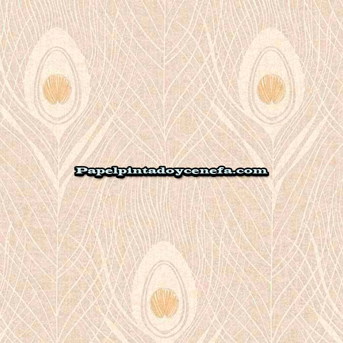 943-36971-7-Papel-Pintado-Absolutely-Chic-Disbar-Plumas-beige