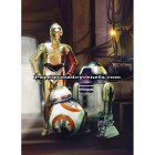 Mural Star Wars Marvel Pixar Disney Ref. M-4-447-STAR-WARS-THREE-DROIDS