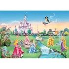 Mural Star Wars Marvel Pixar Disney Ref. M-8-414-PRINCESS-CASTLE