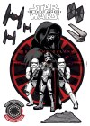 Sticker Star Wars Marvel Pixar Disney Ref. S-14024-H-STAR-WARS-FIRST-ORDER