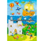 _Mural Murales Wizard+Genios AG Ref. M-428_Its_a_Boys_World