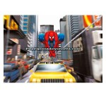 Mural Murales Disney y Marvel Ref. M-1-425_SPIDERMAN_RUSH_HOUR