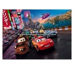 Mural Murales Disney y Marvel Ref. M-4-401_CARS_RACE