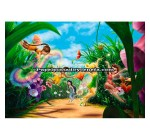 Mural Murales Disney y Marvel Ref. M-8-466_FAIRIES_MEADOW
