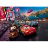 Mural Star Wars Marvel Pixar Disney Ref. M-4-401-CARS-RACE