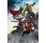 Mural Star Wars Marvel Pixar Disney Ref. M-4-458-AVENGERS-AGE-OF-ULTRON