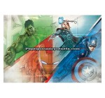 Mural Star Wars Marvel Pixar Disney Ref. M-8-456-AVENGERS-GRAPHIC