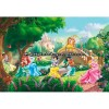 Mural Star Wars Marvel Pixar Disney Ref. M-8-478-DISNEY-PRINCESS-PALACE