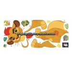 Sticker Disney Kids 3 Ref. S-RMK3176GM