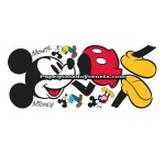 Sticker Disney Kids 3 Ref. S-RMK3259GM